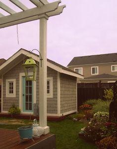 chriskauffman.blogspot.ca: My little bunkie guest house