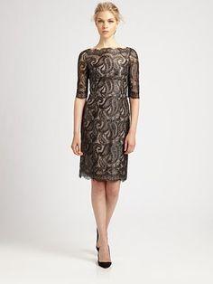 Erdem - Anna Paisley Lace Dress - Saks.com