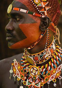 Guerrier masaï