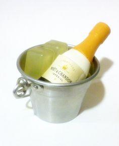 Aromas de Gaia - Mini Balde de Gelo com Champanhe