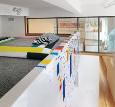 The 20,000-Brick Apartment  http://nymag.com/homedesign/greatrooms/melissa-marks-2012-2/ INCREIBLE