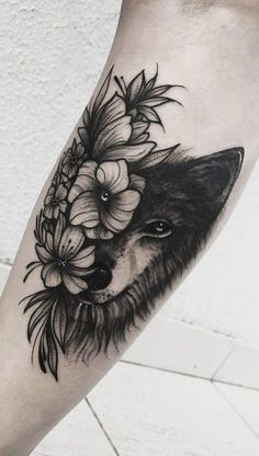 50 of the most beautiful wolf tattoo designs the internet has ever seen - cool . - 50 of the most beautiful wolf tattoo designs the internet has ever seen – cool wolf tattoo ideas - Wolf Tattoo Design, Tattoo Designs, Tattoo Ideas, Tattoo Wolf, Wolf Tattoo Meaning, Forearm Tattoos, Body Art Tattoos, New Tattoos, Sleeve Tattoos