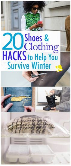 Need winter shoe hacks and cold weather clothing tips to help you survive winter? It's getting cold outside and that means it's time to bundle up and pull out the winter wardrobe! Here are some of The Krazy Coupon Lady's favorite money-saving winter shoe Survival Food, Survival Skills, Survival Gear, Homestead Survival, Survival Island, Survival Supplies, Survival Hacks, Survival Quotes, Survival Prepping