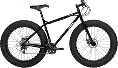 Wide rims, extra-large tires, and weirdly-dimensioned frames to make it all fit together define a fat bike.