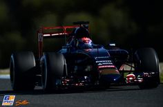 Max Verstappen, Scuderia Toro Rosso, Formule 1-test in Jerez de la Frontera,  4 februari 2015, Formule 1