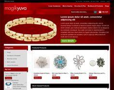 Magik Yuva is a Magento theme specifically built for stores that are selling rings, necklaces, earnings, bracelets and other related products online. You can download and get the Magento theme up and ready on your site very quickly.