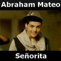 Acordes D Canciones: Abraham Mateo - Señorita