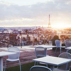 shoppen, lunchen en logeren in Parijs @Feelingmagazine