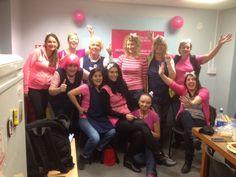 #Breastcancerawarenessmonth #CancerReseachUK #TheBayTree Raising Money For Charity, How To Raise Money, Dressing