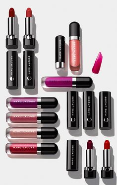 These Marc Jacobs lip glosses are my absolute favorite right now.