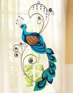 peacock decorations for home - Bing Images