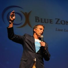 Live longer & be happier. Join Dan Buettner & Blue Zones to discover healthy ways to thrive, discover true happiness, & unlock personal vitality. Dan Buettner, Aging In Place, True Happiness, Ted Talks, Live Long, Health Education, Health Coach, Coaching, Wellness