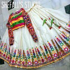 colouring pages for garba raas Garba Chaniya Choli, Garba Dress, Navratri Dress, Choli Dress, Lehenga Choli, Anarkali, Pakistani Dresses, Indian Dresses, Indian Outfits