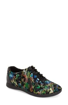 Alegria by PG Lite 'Essence' Lace-Up Leather Oxford (Women) available at #Nordstrom