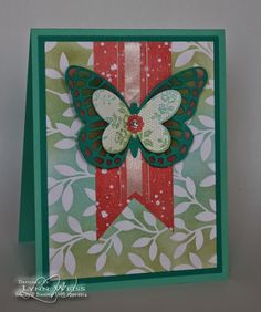 LW Designs: Irresistible Butterfly