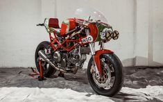 """Monster 750 """"Ulster"""" by XTR"""