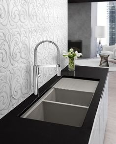 13 Modern Kitchen Sink Designs