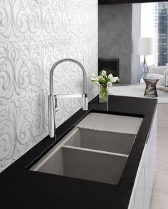 13 Modern Kitchen Sink Designs
