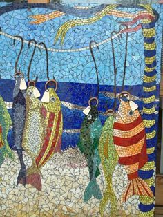mosaic ,great texture ideas.  Mosaic Art & Craft Supplies available online from www.mosaictiles.com.au  #mosaicartcraft #mosaicart #mosaicsupplies