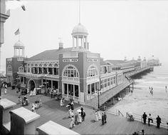 Steel Pier Atlantic City, c.1915