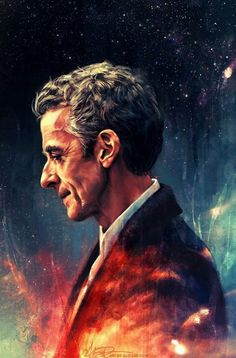 wonderful Peter Capaldi :)