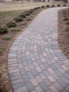 brick homes with paver walkways | ... advantage careers brick paver walkways home brick paver walkways