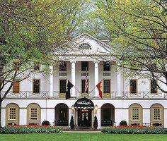 Williamsburg Inn, Williamsburg VA