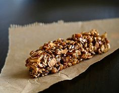 These decadent banana and chocolate granola bars are a healthy alternative to candy bars.  - GoodHousekeeping.com