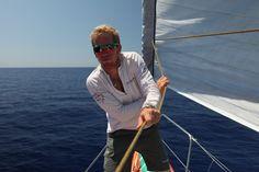 Martin Krite / Leg 6 - Day 17 / Groupama in the Volvo Ocean Race / Credit : Yann Riou