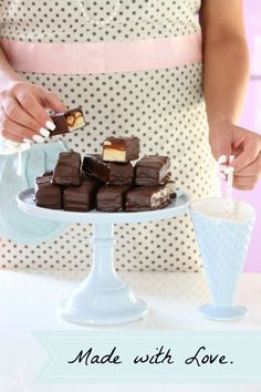 Snickerssjokolade