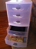 The Robin's Nest: iPad Storage in my Classroom
