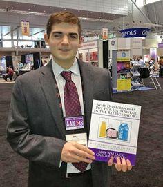Alzheimer's book helps children understand the disease  Read more here: http://www.heraldonline.com/2013/08/09/5100575/alzheimers-book-helps-children.html#storylink=cpy
