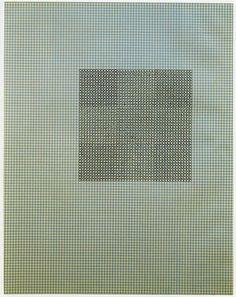 INSPIRATION technique artiste: TRAME, eva hesse 1967: