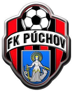 FK Puchov , football / soccer logo , Slovakia