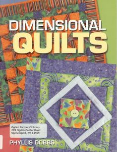 Dimensional Quilts - Pimpin Ch. - Picasa Web Albums...patterns and instructions!