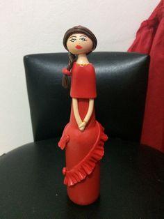 Boneca na Garrafa
