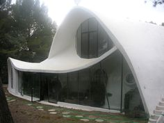 grande serre maison bulle de Visan