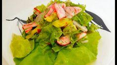 Салат с РЕДИСКОЙ и ПЕРЦЕМ! Вкусное лето за 10 минут! Salad with radishes...