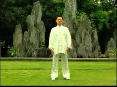 Visual demonstration of a variety of Qigong exercises. this is a set of exercises that I had not seen before. Interesting.
