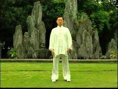 Visual demonstration of a variety of Qigong exercises. this is a set of… Qi Gong, Kung Fu, Pranayama, Yoga, Tai Chi Video, Learn Tai Chi, Tai Chi Exercise, Thai Chi, Tai Chi Qigong