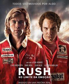 Rush é uma biografia que acompanha a rivalidade entreo piloto inglês, playboy e bonitão James Hunt (Chris Hemsworth) e seu metódico oponente austríaco, Niki Lauda (Daniel Brühl), durante a década …