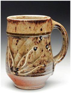 Ceramist Alex Matisse (American: 1984) - Mug #ModernPotteryIdeas #ModernPottery #PotteryIdeas #Ceramic click now for more.