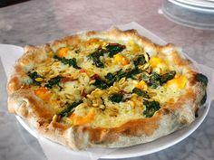 Pitfire's Pumpkin Pizza