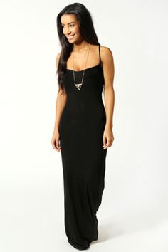 Lucy Strappy Cross Over Back Maxi Dress. Grab marvelous discounts up to Off at Boohoo using Coupon & Promo Codes. Day Dresses, Casual Dresses, Dresses Online, International Fashion Designers, Dress Websites, Dresses Australia, Bodycon Fashion, Classy Dress, Skater Dress
