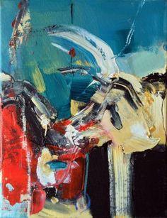 "Saatchi Art Artist Vicky Barranguet; Painting, ""Liquid Pigments II"" #art"