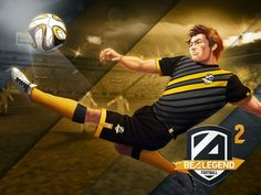 DownLoad Android 13: Be A Legend 2: Football