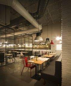 Restaurant Ginos / IlmioDesign by mi guia Q! - mime
