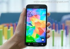 latest technology news: Samsung Galaxy S5 In Action