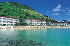 Grand Case Beach Club, St. Martin French West Indies