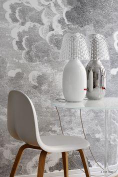 Claude Cartier Décoration - mobilier contemporain Lyon - Lit BOHEMIAN - BUSNELLI - Fauteuil Take a line MOROSO - Chaise GUBI CHAIR - CANDY LIGHT JAIME HAYON - BACCARAT - TABLE HUB - GLAS ITALIA